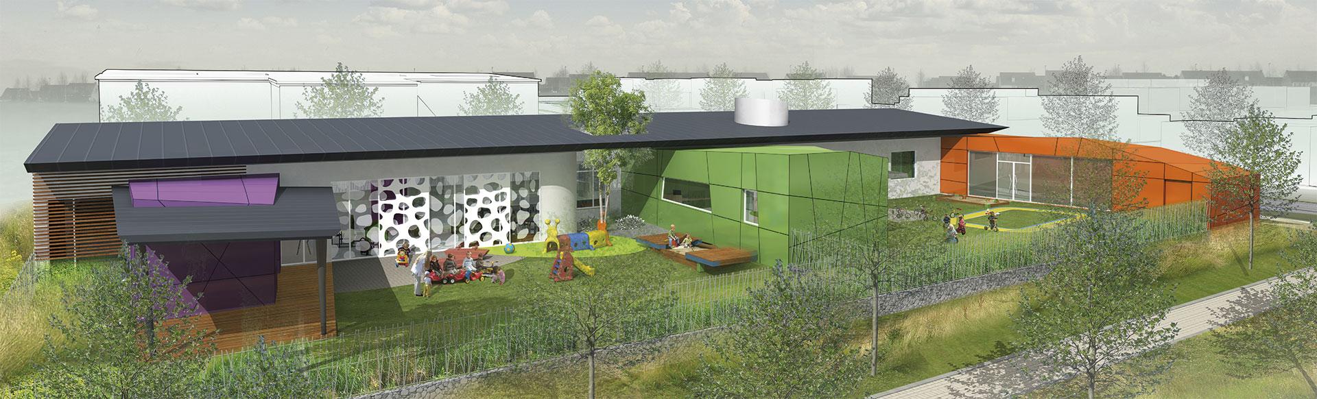 Maison de la Petite Enfant à Gauchy